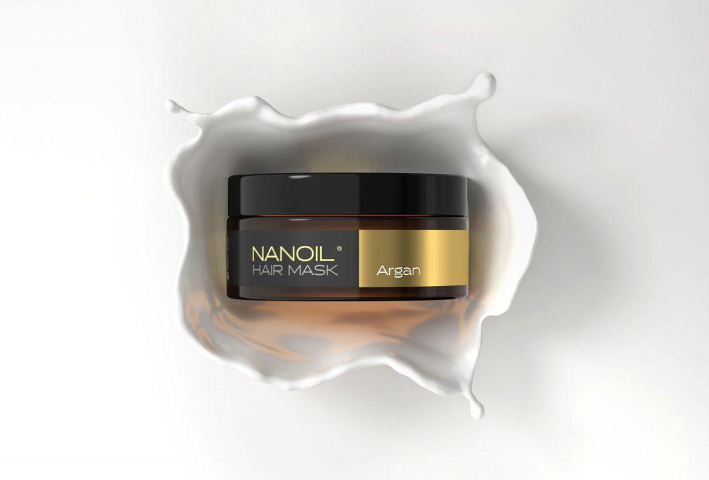 Nanoil – olejek arganowy w formie maski